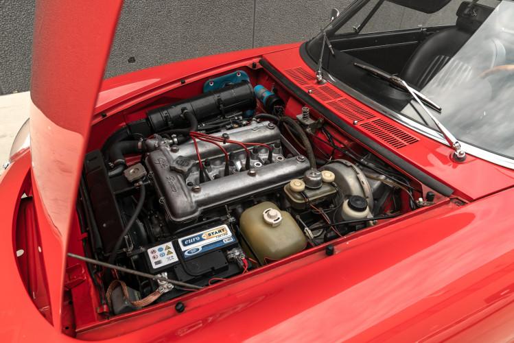 1976 Alfa Romeo Spider 2000 Duetto 48