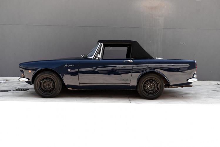 1967 Sunbeam Alpine 1725 3
