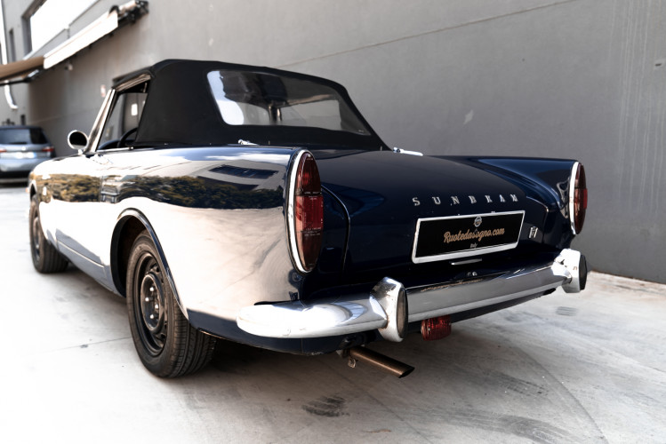 1967 Sunbeam Alpine 1725 5