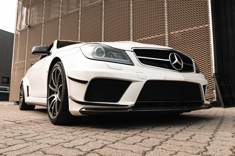 2012 Mercedes-Benz C63 AMG Black Series 11