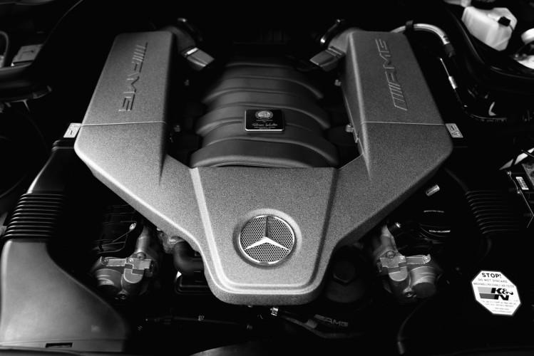 2012 Mercedes-Benz C63 AMG Black Series 61