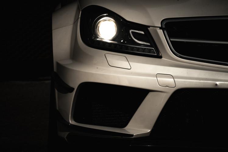 2012 Mercedes-Benz C63 AMG Black Series 12