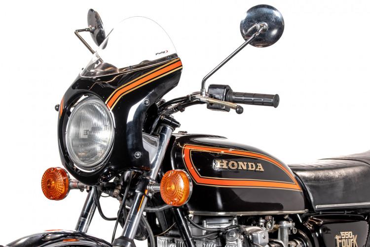 1977 Honda CB 550 FOUR K 8