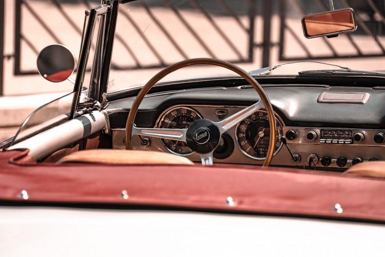 1963 Lancia Flaminia Touring Convertible 2500 3C  25