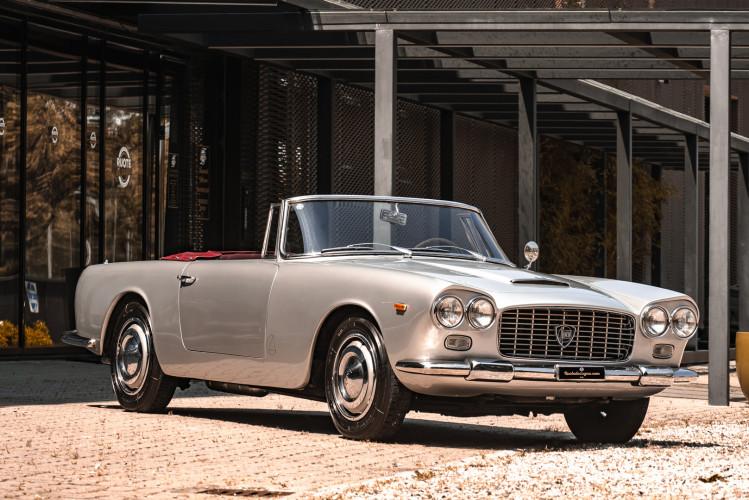 1963 Lancia Flaminia Touring Convertible 2500 3C  0