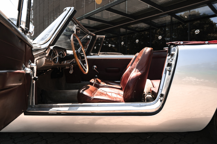 1963 Lancia Flaminia Touring Convertible 2500 3C  22
