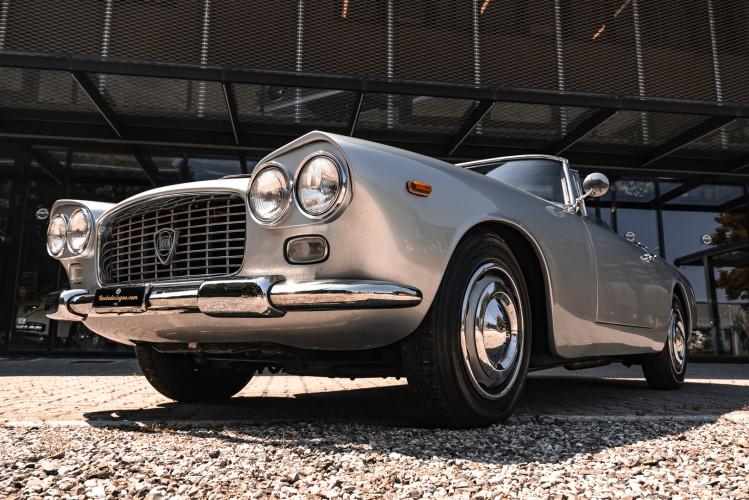1963 Lancia Flaminia Touring Convertible 2500 3C  9