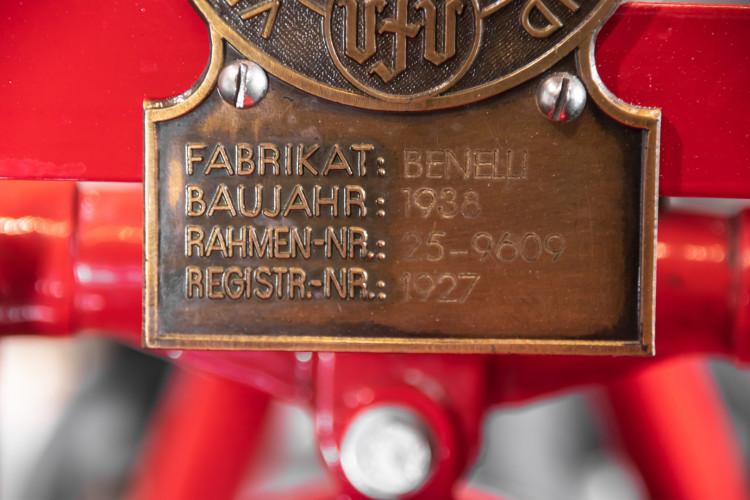 1938 Benelli 250 SS Bialbero 28