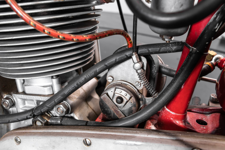 1938 Benelli 250 SS Bialbero 31