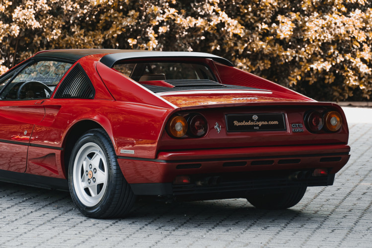 1988 FERRARI 208 GTS TURBO INTERCOOLER 13