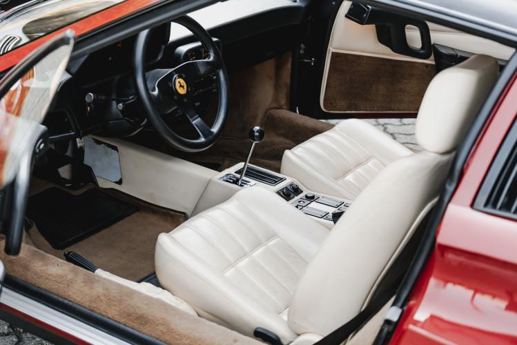1988 FERRARI 208 GTS TURBO INTERCOOLER 34