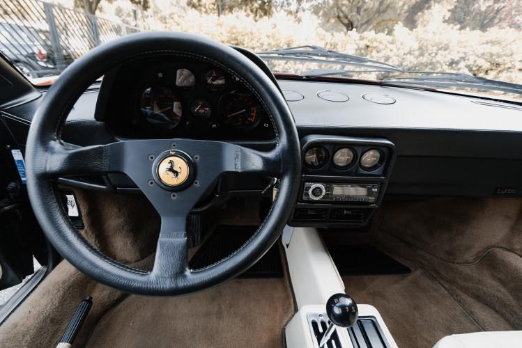 1988 FERRARI 208 GTS TURBO INTERCOOLER 25