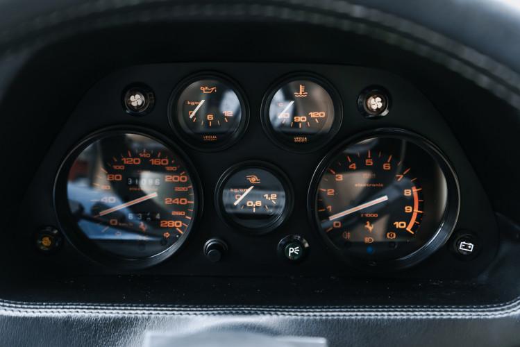 1988 FERRARI 208 GTS TURBO INTERCOOLER 26