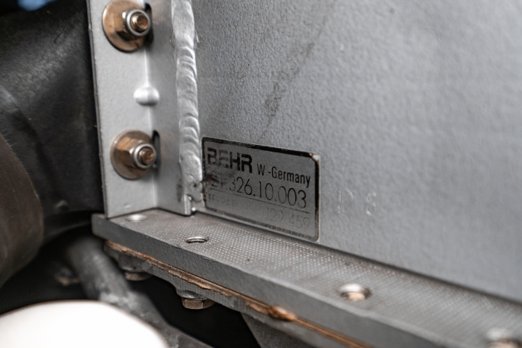 1988 FERRARI 208 GTS TURBO INTERCOOLER 61