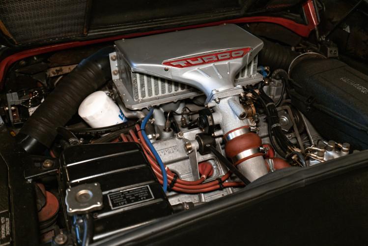 1988 FERRARI 208 GTS TURBO INTERCOOLER 56
