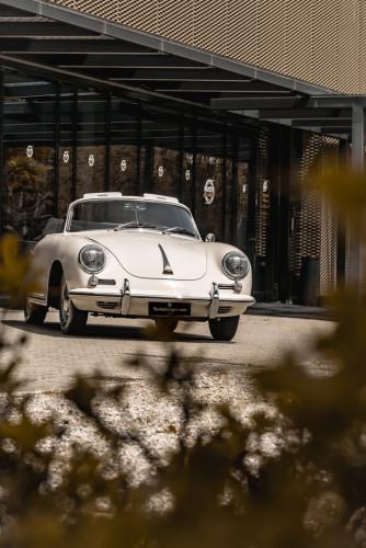 1964 PORSCHE 356 C Cabriolet 1600 SC 5