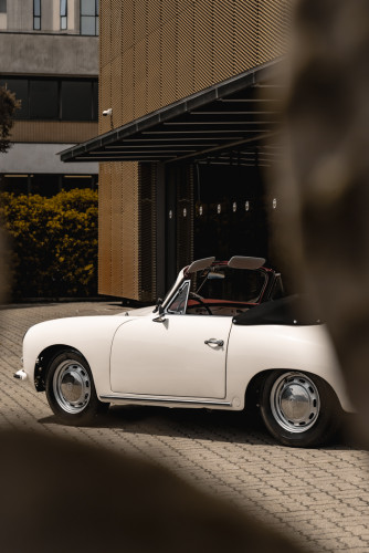 1964 PORSCHE 356 C Cabriolet 1600 SC 22