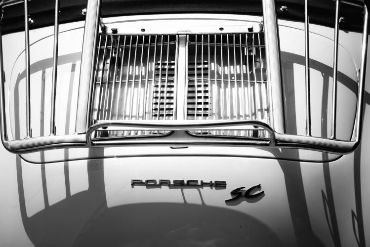 1964 PORSCHE 356 C Cabriolet 1600 SC 36