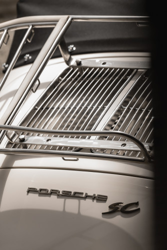 1964 PORSCHE 356 C Cabriolet 1600 SC 24