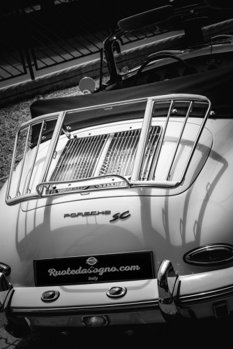 1964 PORSCHE 356 C Cabriolet 1600 SC 16
