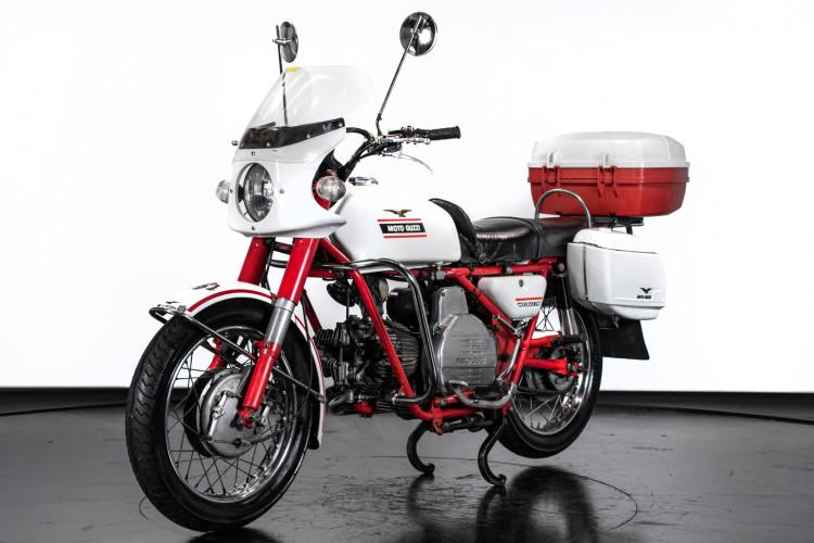 1972 Moto Guzzi Falcone 4
