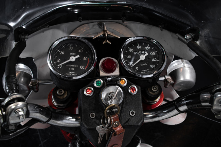 1972 Moto Guzzi Falcone 14