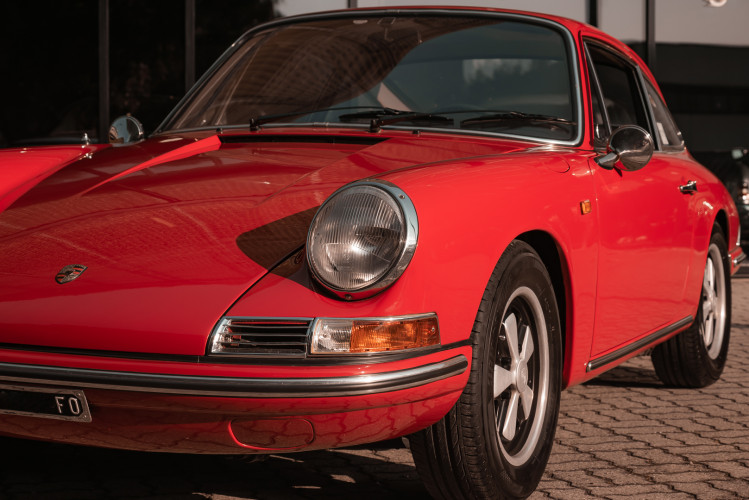 1967 Porsche 912 14