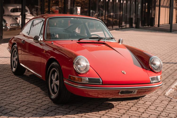 1967 Porsche 912 0