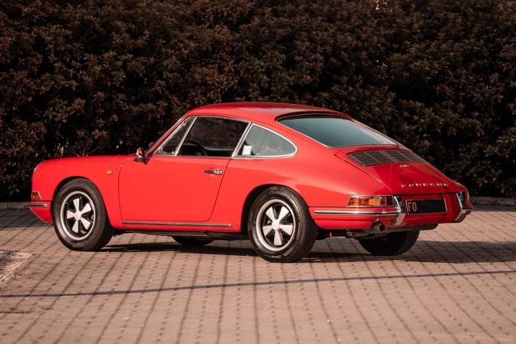1967 Porsche 912 3