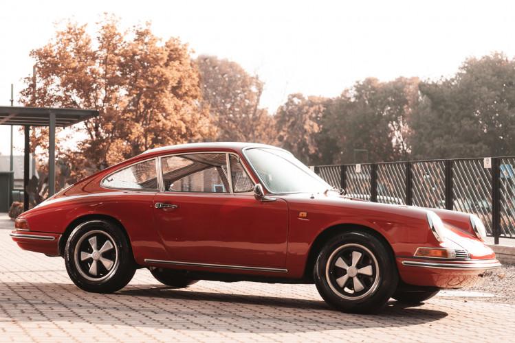 1967 Porsche 912 2