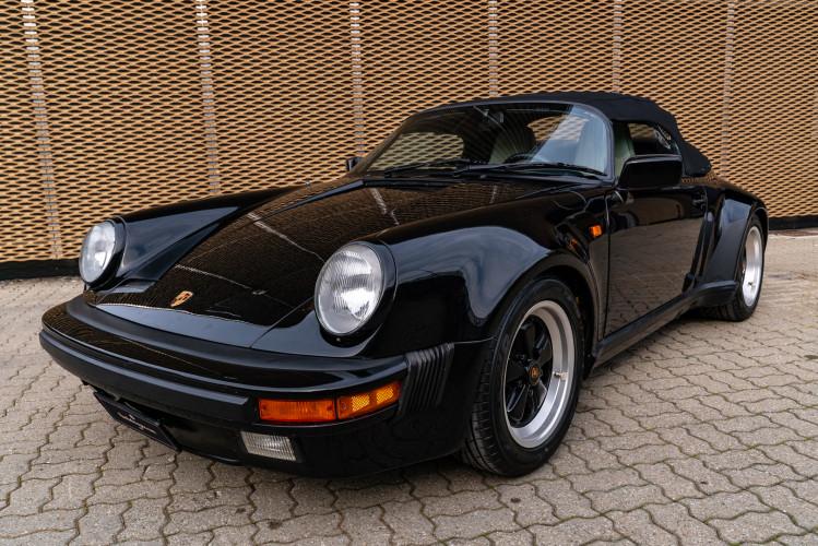 1989 Porsche 911 Speedster Turbo Look 6
