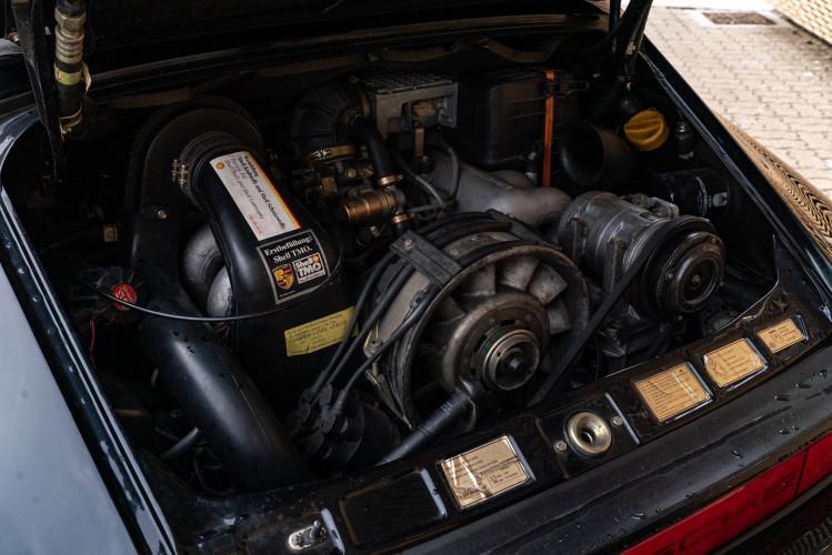 1989 Porsche 911 Speedster Turbo Look 18