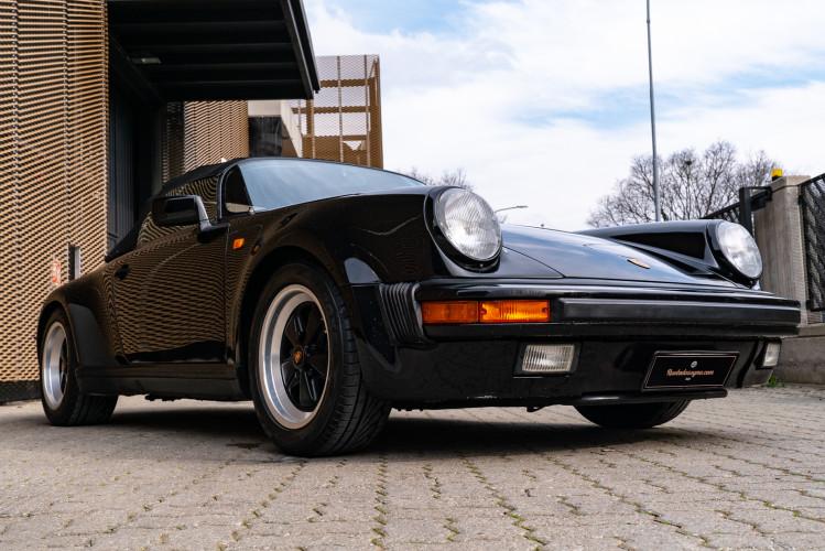1989 Porsche 911 Speedster Turbo Look 9