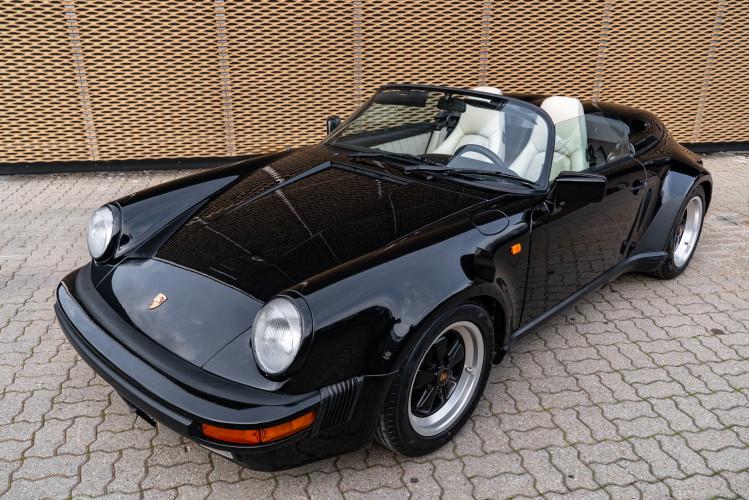 1989 Porsche 911 Speedster Turbo Look 0