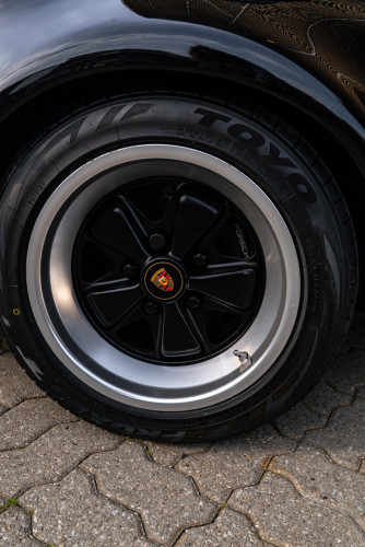 1989 Porsche 911 Speedster Turbo Look 57