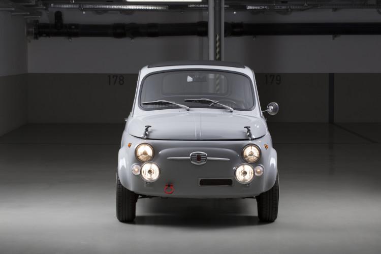 1971 Fiat 500 Elettrica Replica Abarth 0