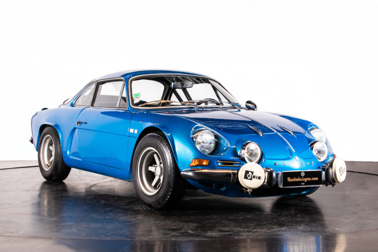 "1972 Alpine-Renault A110 1600 S ""VB"" 8"