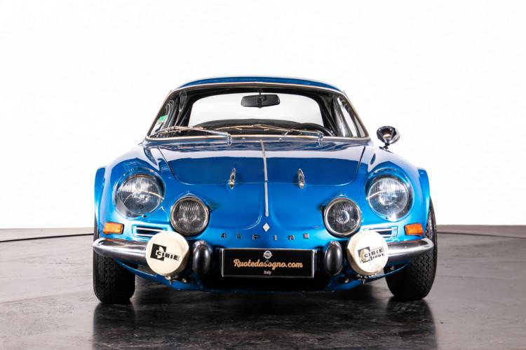 "1972 Alpine-Renault A110 1600 S ""VB"" 0"