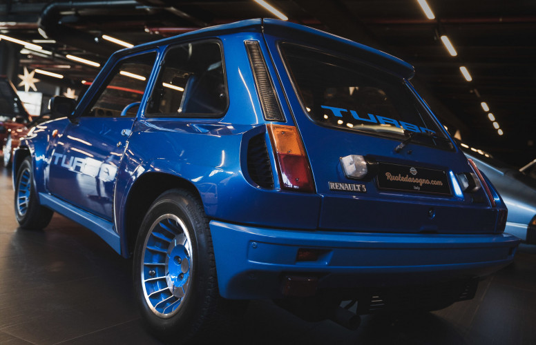 1982 Renault 5 Turbo 1 2