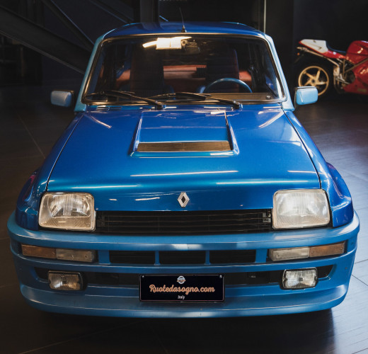 1982 Renault 5 Turbo 1 4