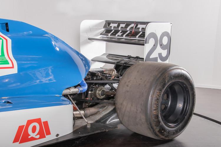1989 Reynard 89 D 12