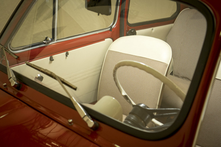1970 Fiat 500 F Elettrica 4