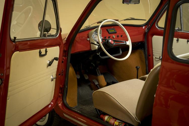 1970 Fiat 500 F Elettrica 8