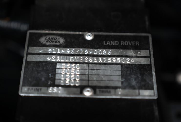 2008 Land Rover Defender 90 2.4 TD4 47