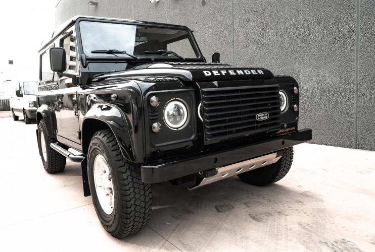 2008 Land Rover Defender 90 2.4 TD4 1