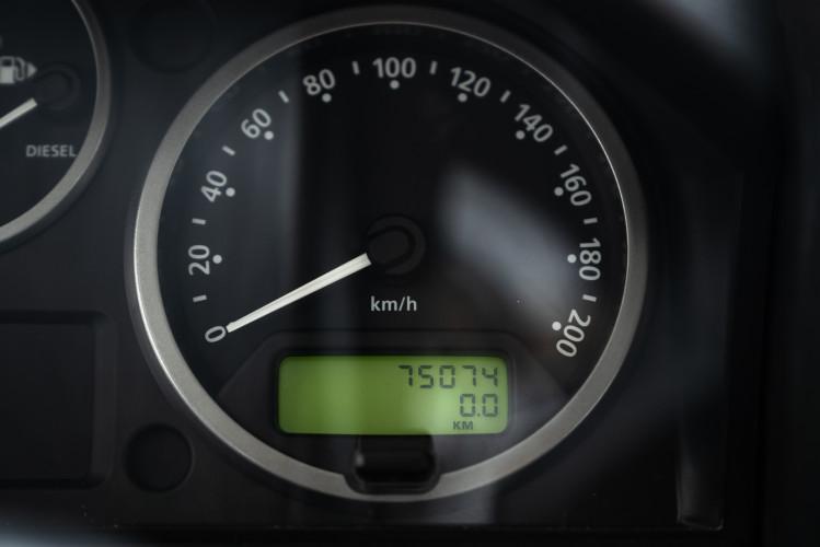 2008 Land Rover Defender 90 2.4 TD4 39