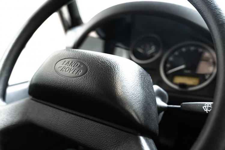 2008 Land Rover Defender 90 2.4 TD4 42