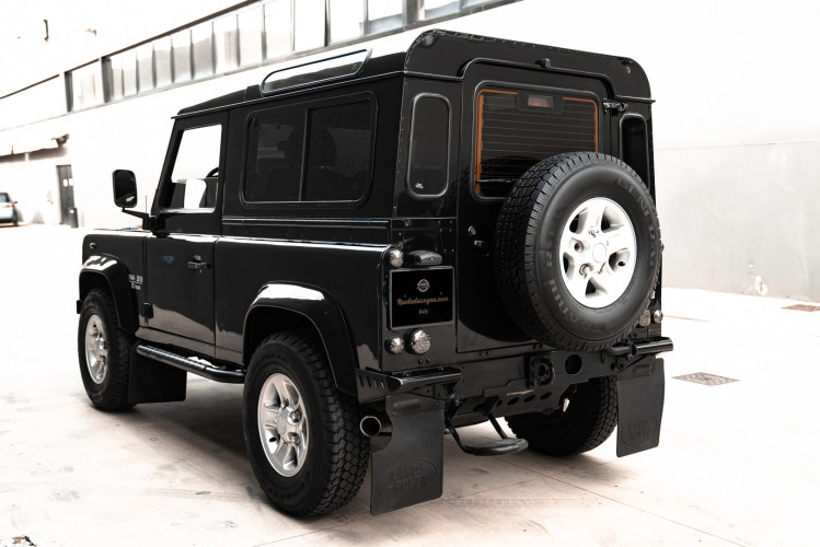 2008 Land Rover Defender 90 2.4 TD4 7