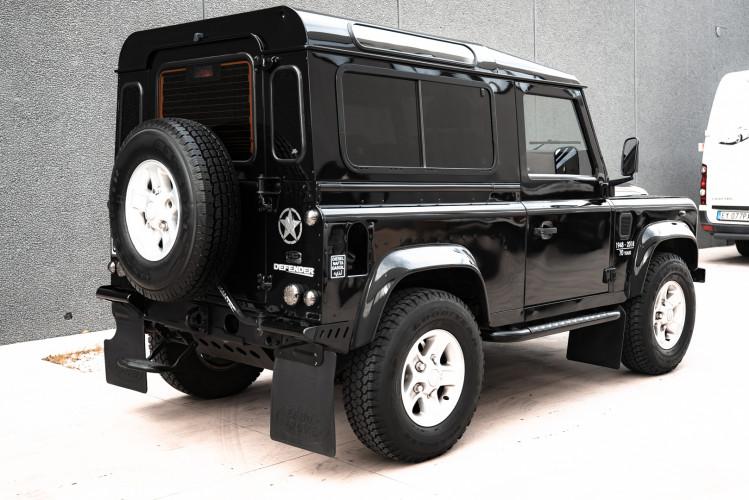 2008 Land Rover Defender 90 2.4 TD4 9
