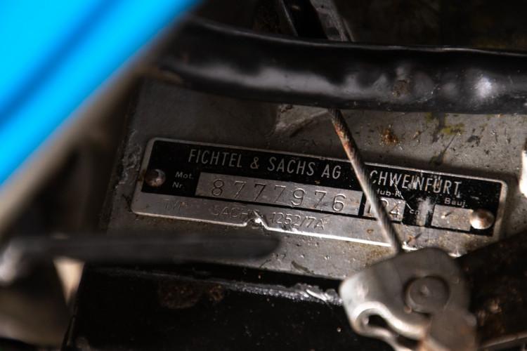 1978 SACHS 125 GS SEVEN  15